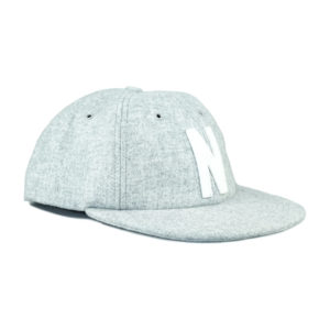 NORSE PROJECTS WOOL CAP - GREY