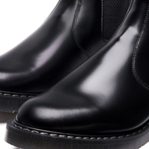 DEALER BOOT - BLACK HI-SHINE